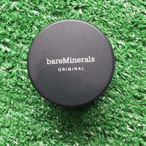 Bareminerals original fair c10 foundation 2 g new!